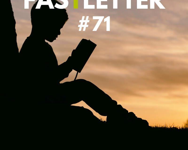 FASTLETTER #71